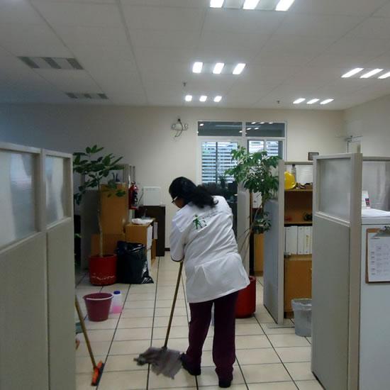 empresas de servicios de limpieza